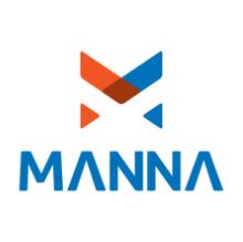 Manna Aero's logo