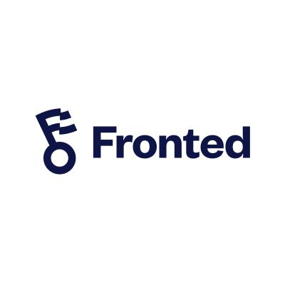 Fronted's logo