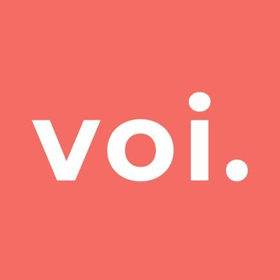 Voi Technology's logo