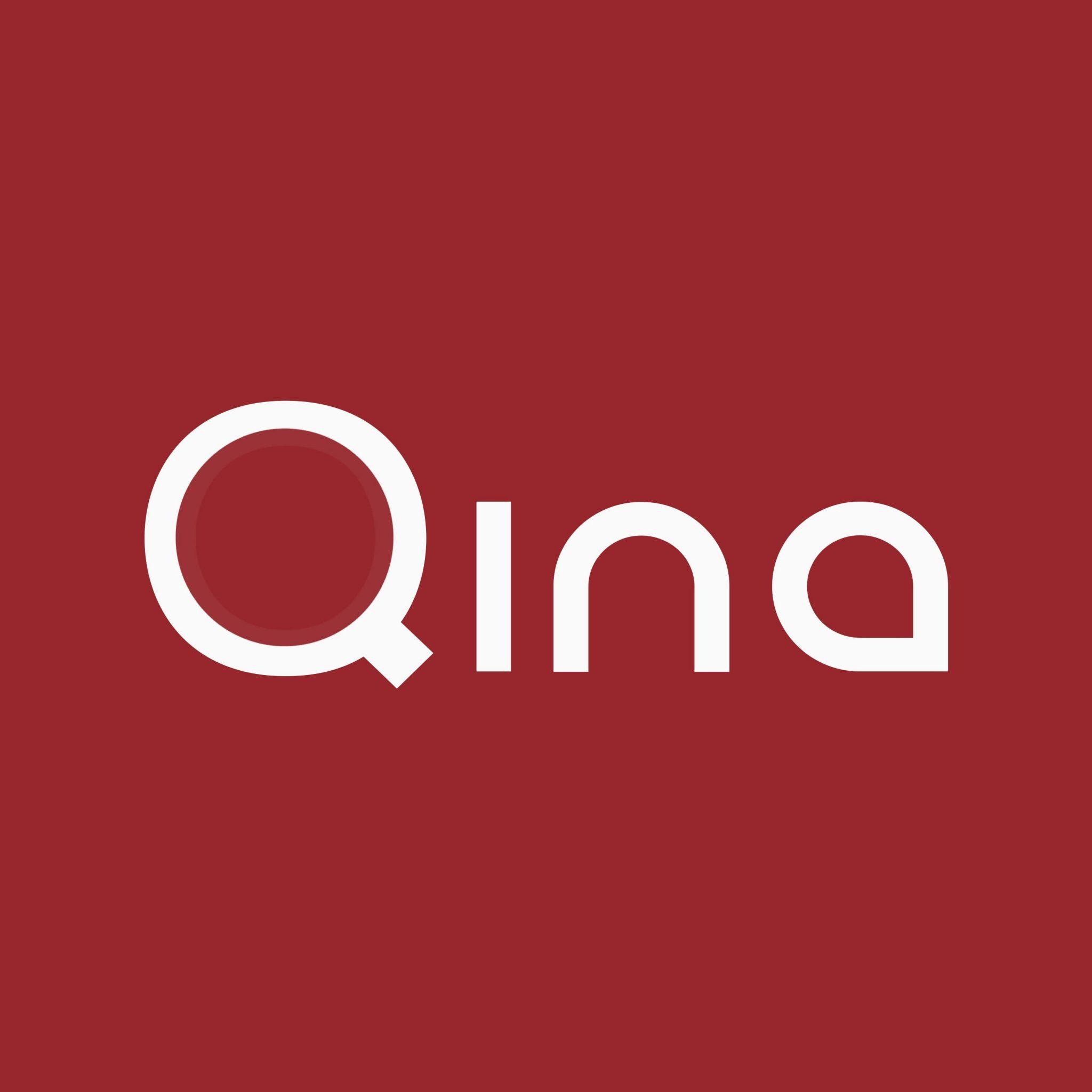 Qina's logo