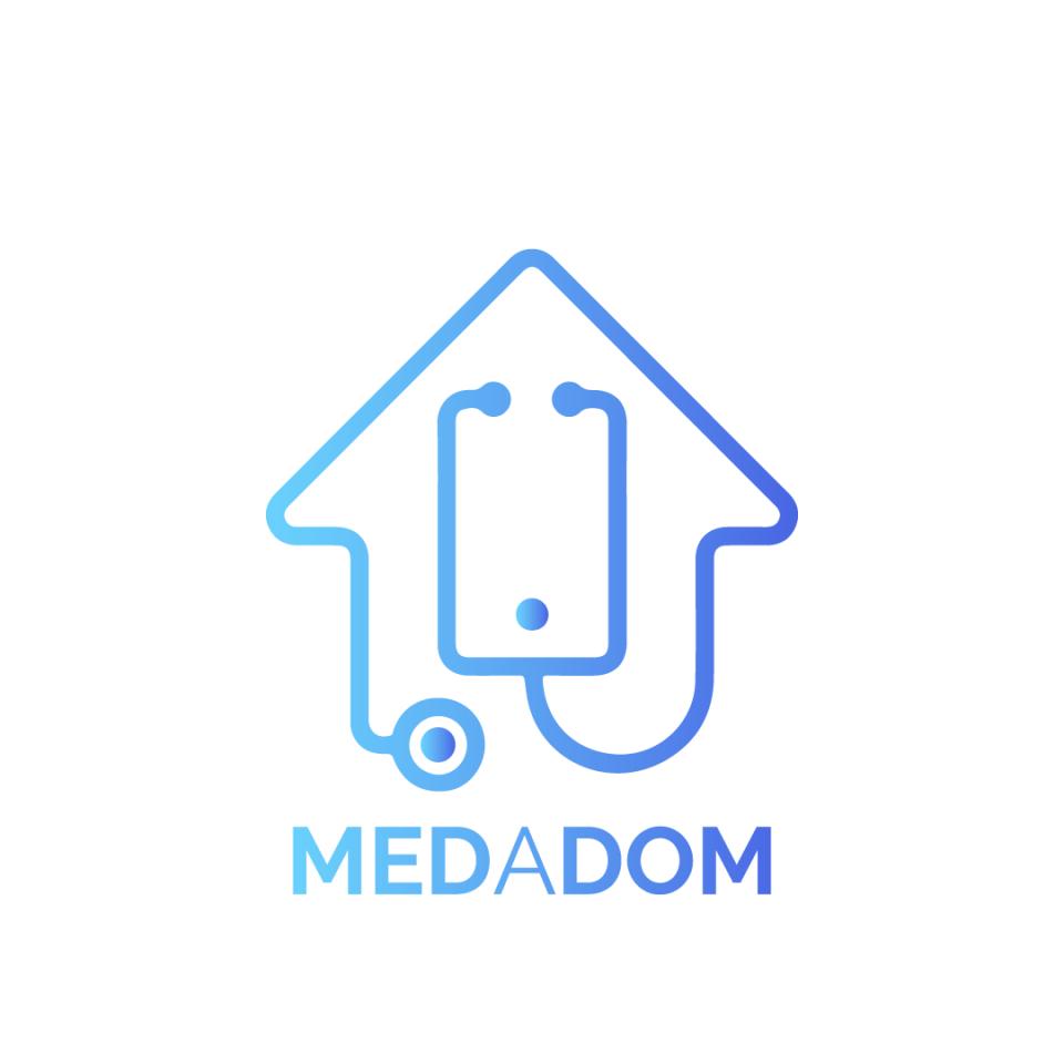 Medadom's logo