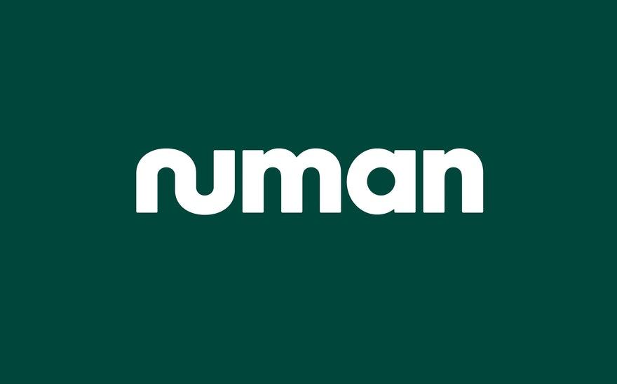 Numan's logo