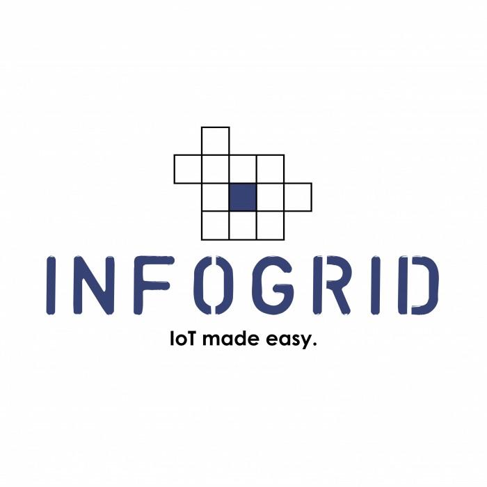 Infogrid's logo