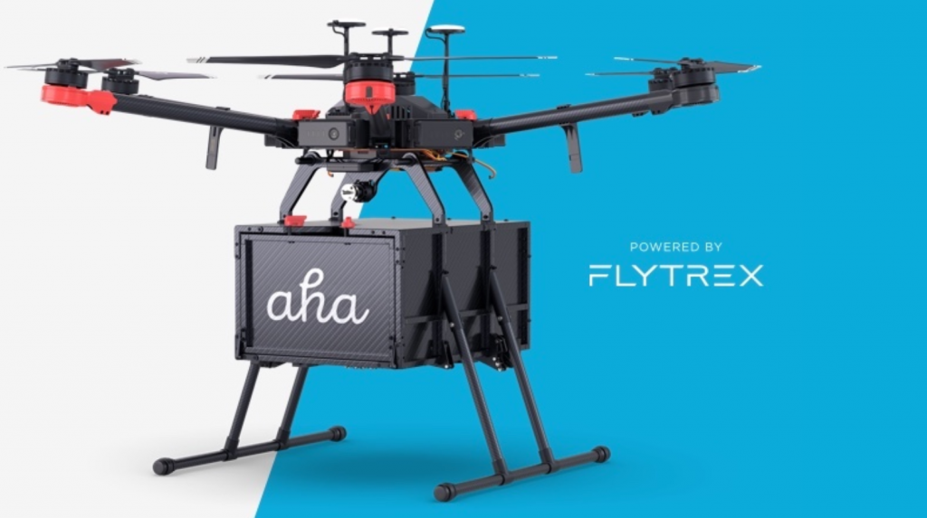 Aha drone