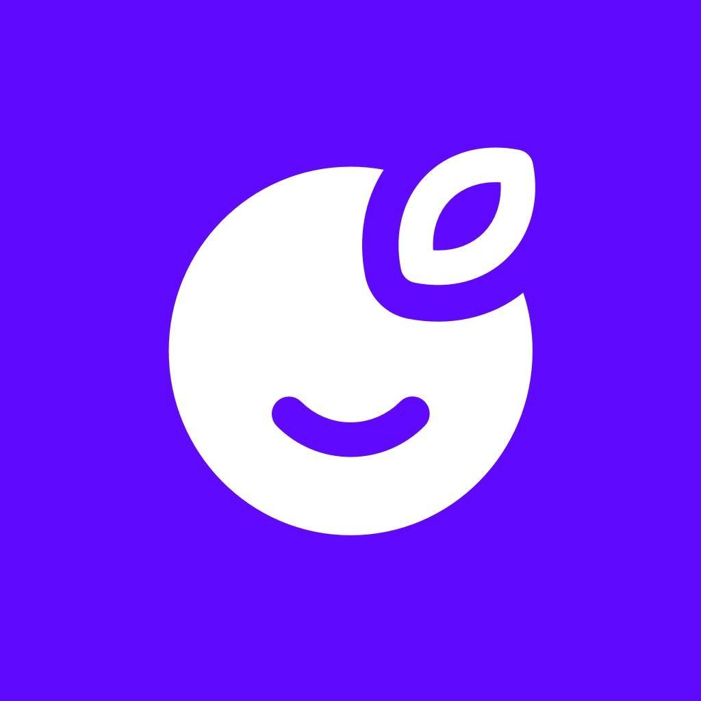 Plum's logo