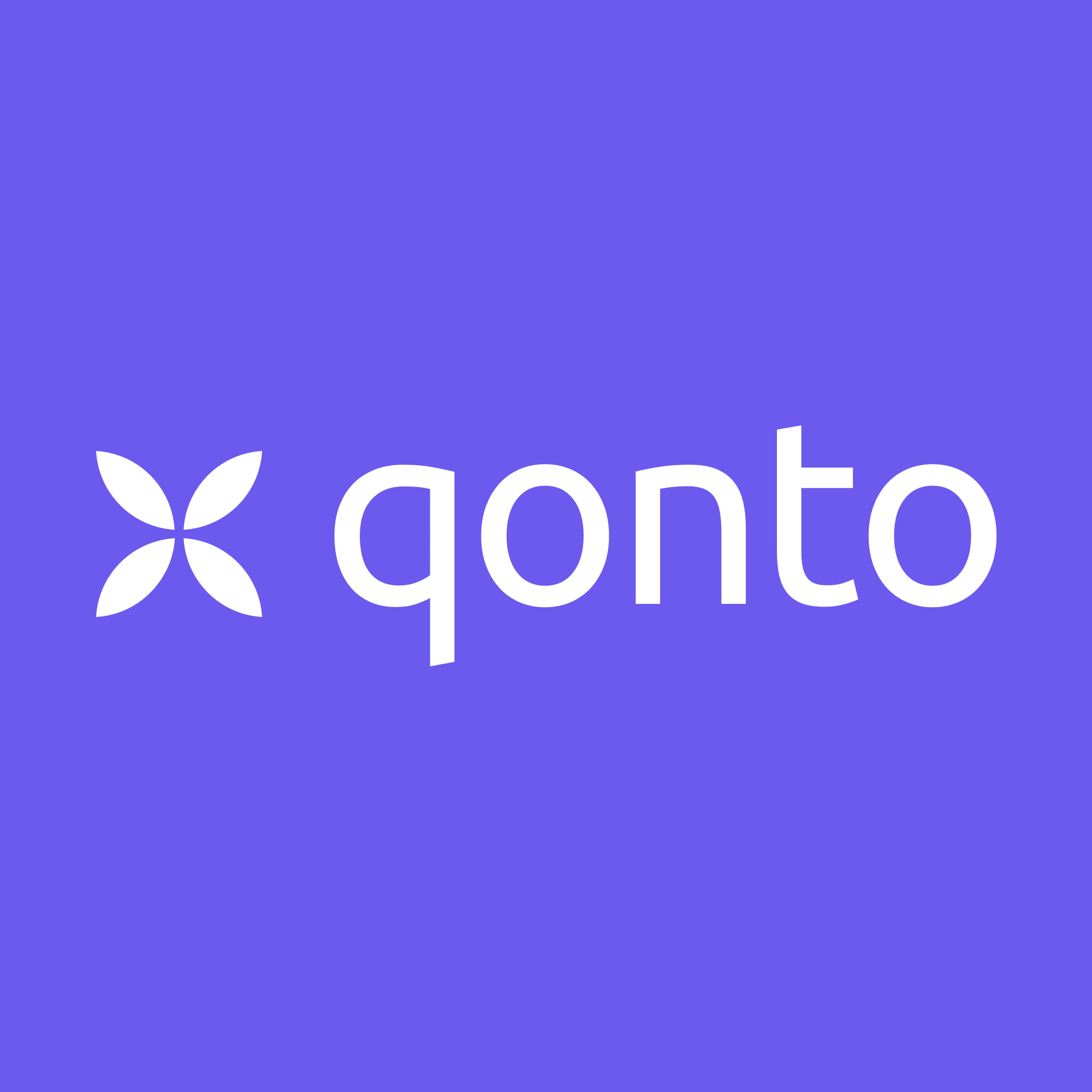 Qonto's logo