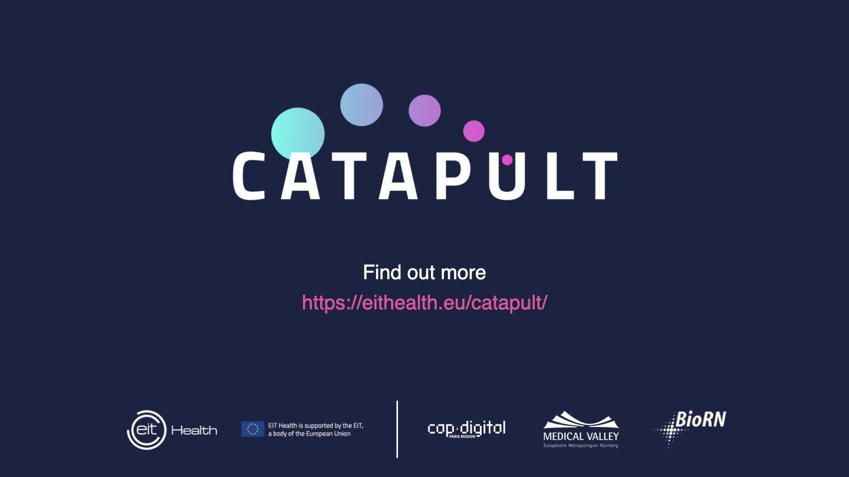 EIT Health Catapult's logo