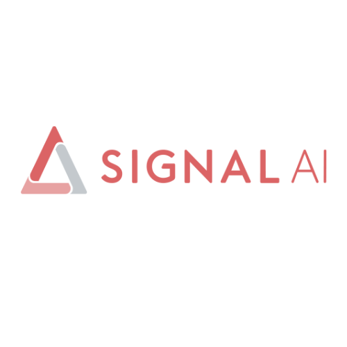 Signal AI's logo