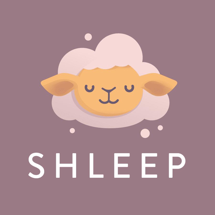 Shleep's logo