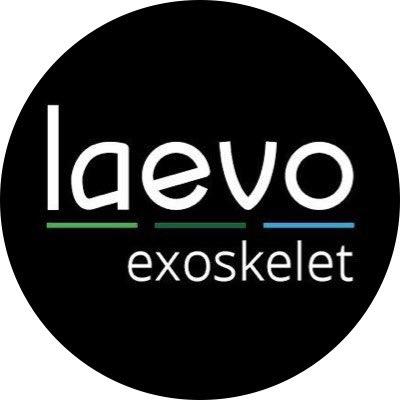 Laevo Exoskeleton's logo