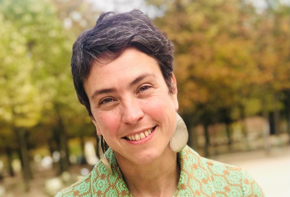 Photo of Marie Ekeland, founder of 2050.
