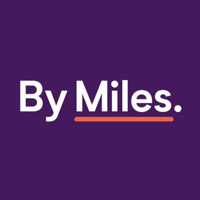 By Miles's logo