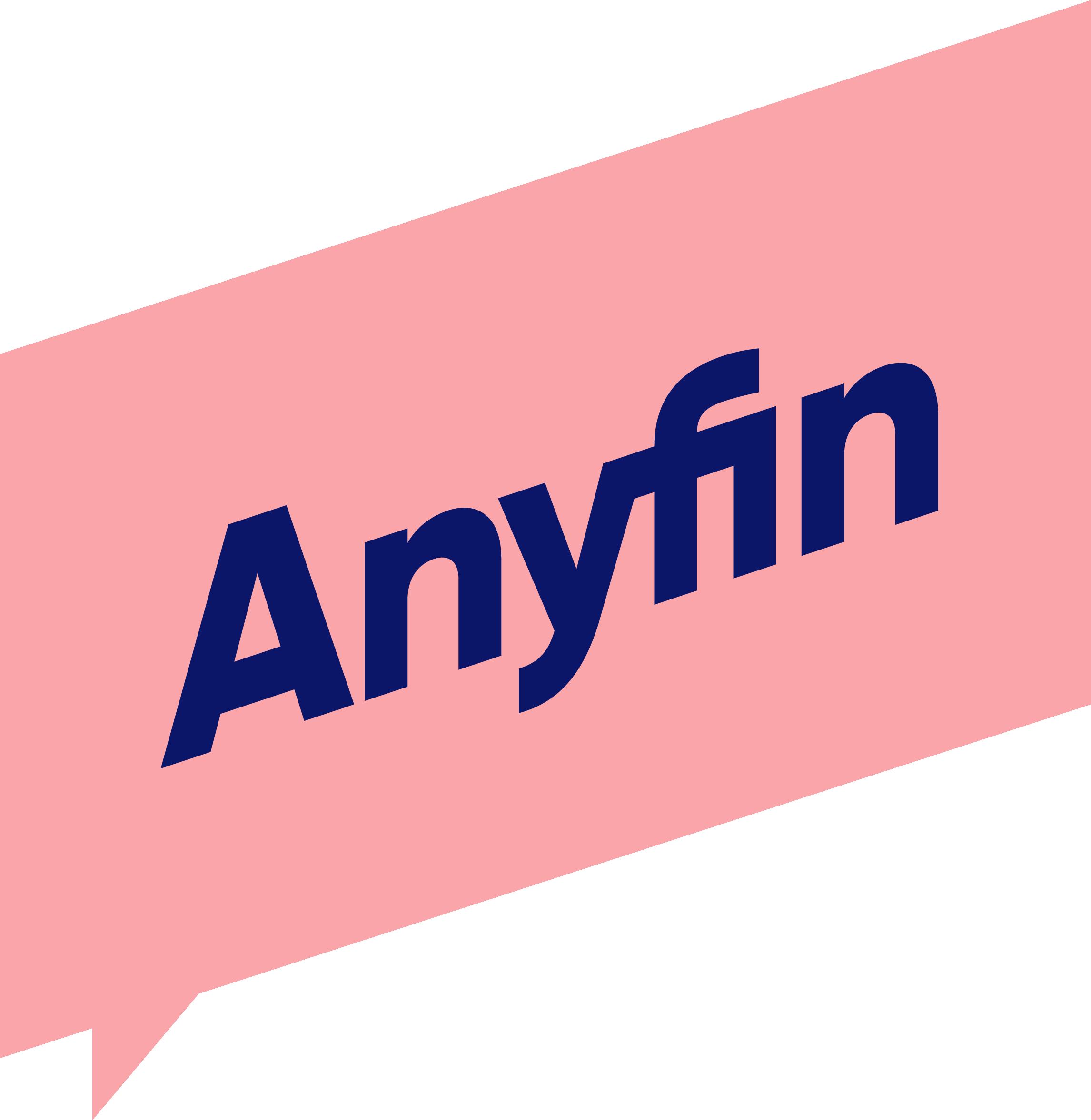 Anyfin's logo