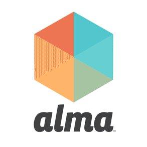 Alma's logo