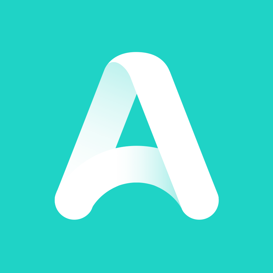 Azimo's logo