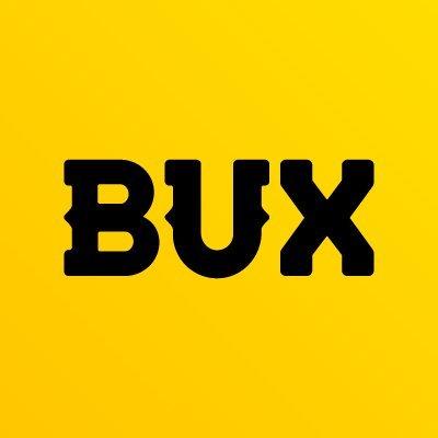 BUX's logo