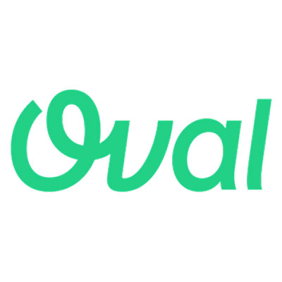 Oval Money's logo