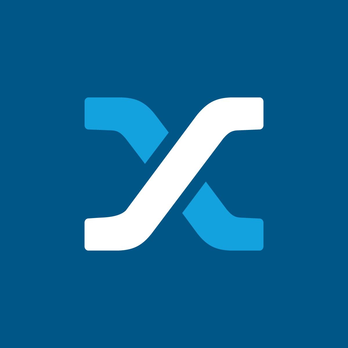 Auxmoney's logo