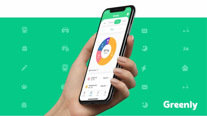 Greenly app