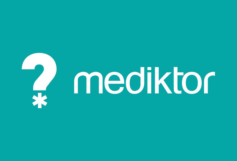 Mediktor's logo