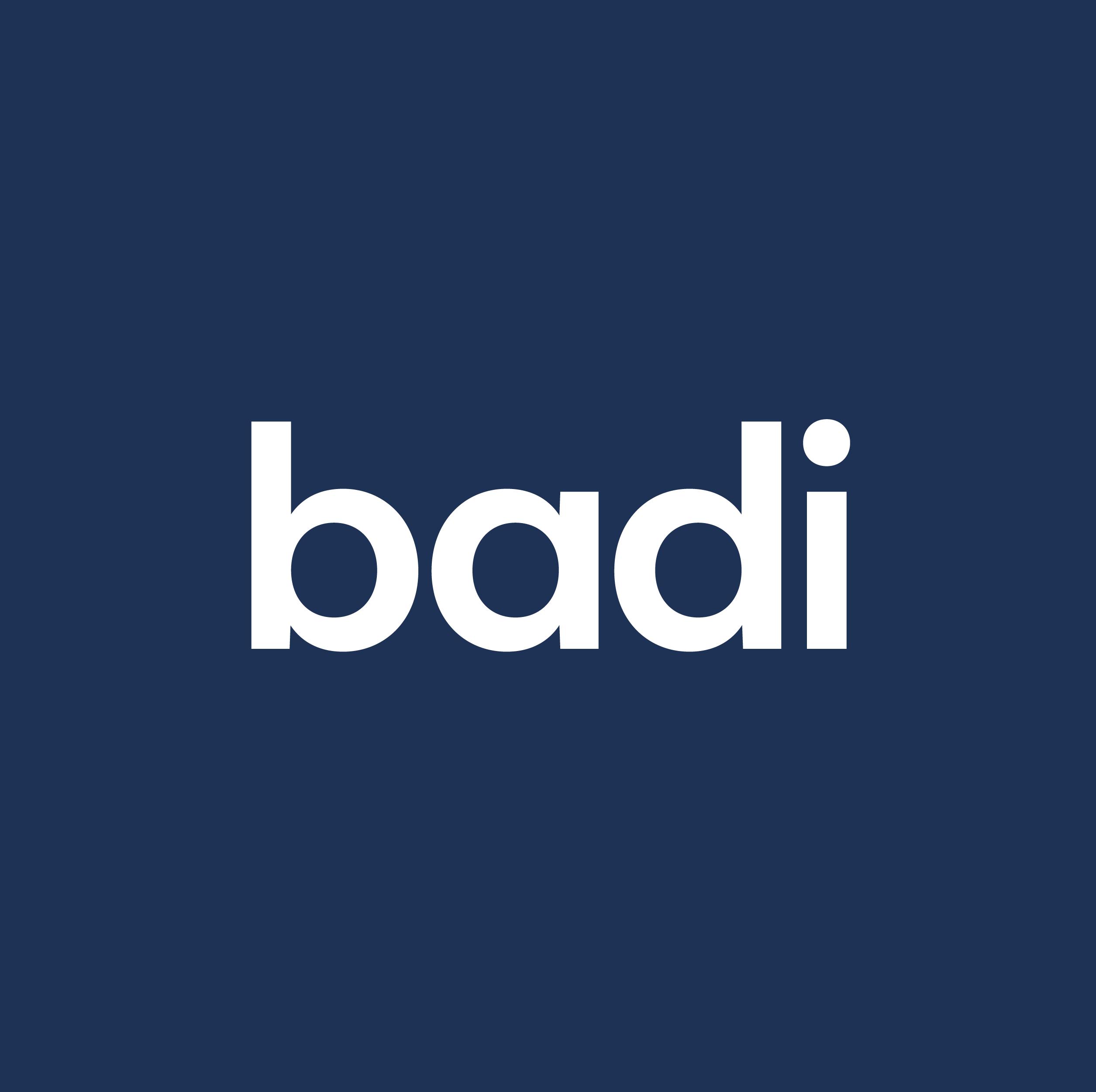 Badi's logo