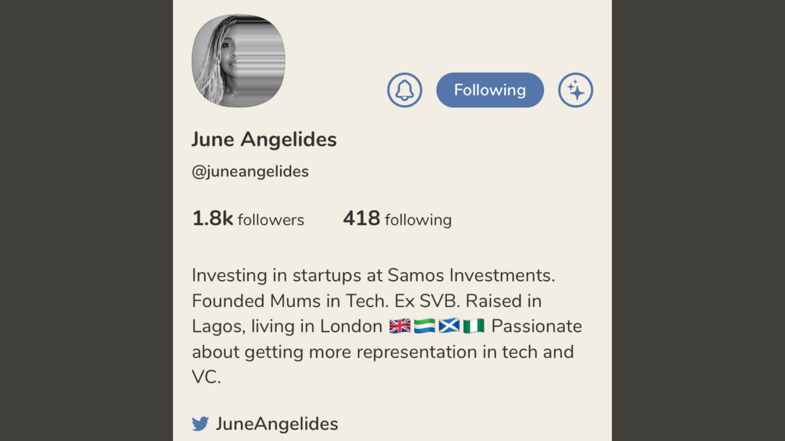 June Angelides