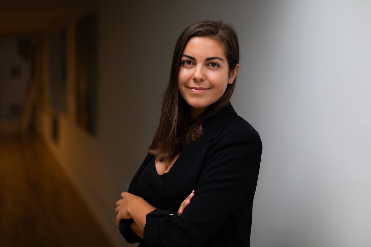 Cecilia Manduca, VC investor at Talis Capital