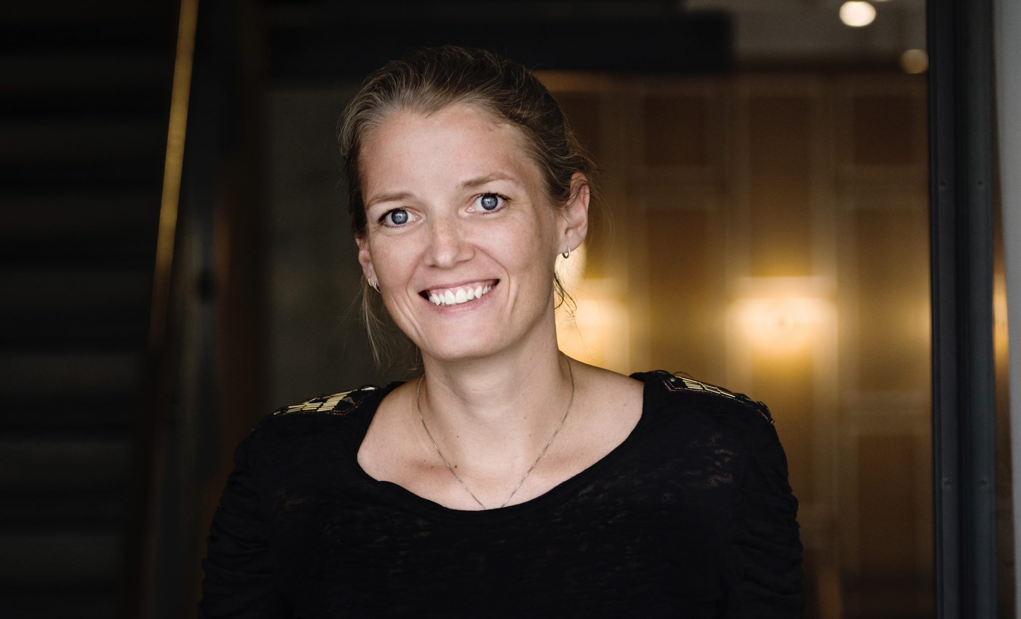 Photo of Mette Lykke, chief executive of Too Good To Go.