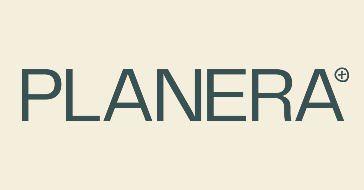 Planera's logo