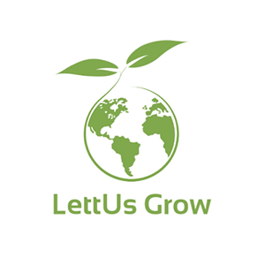 LettUs Grow's logo