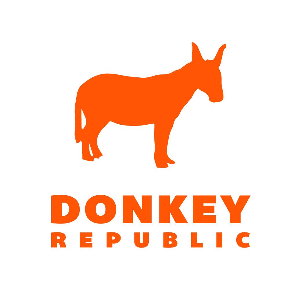 Donkey Republic's logo