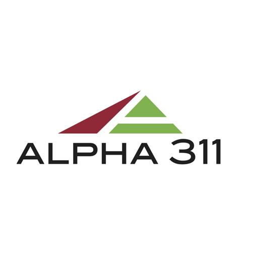 Alpha 311's logo