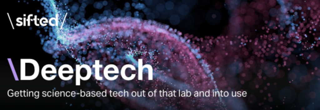 Sifted's Deeptech Newsletter