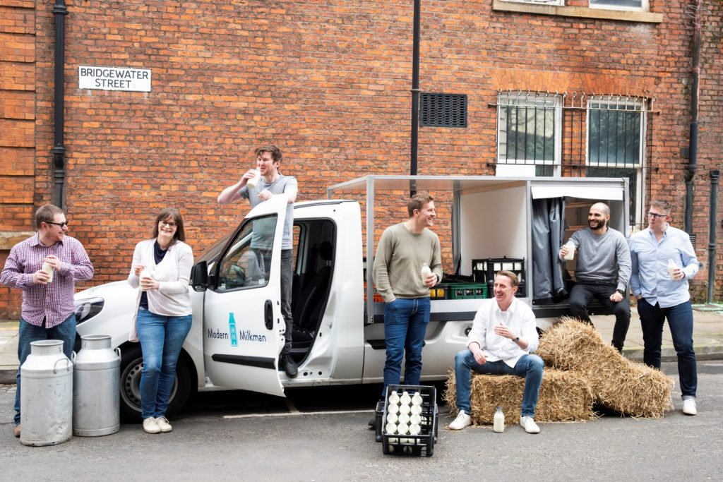 The Modern Milkman team