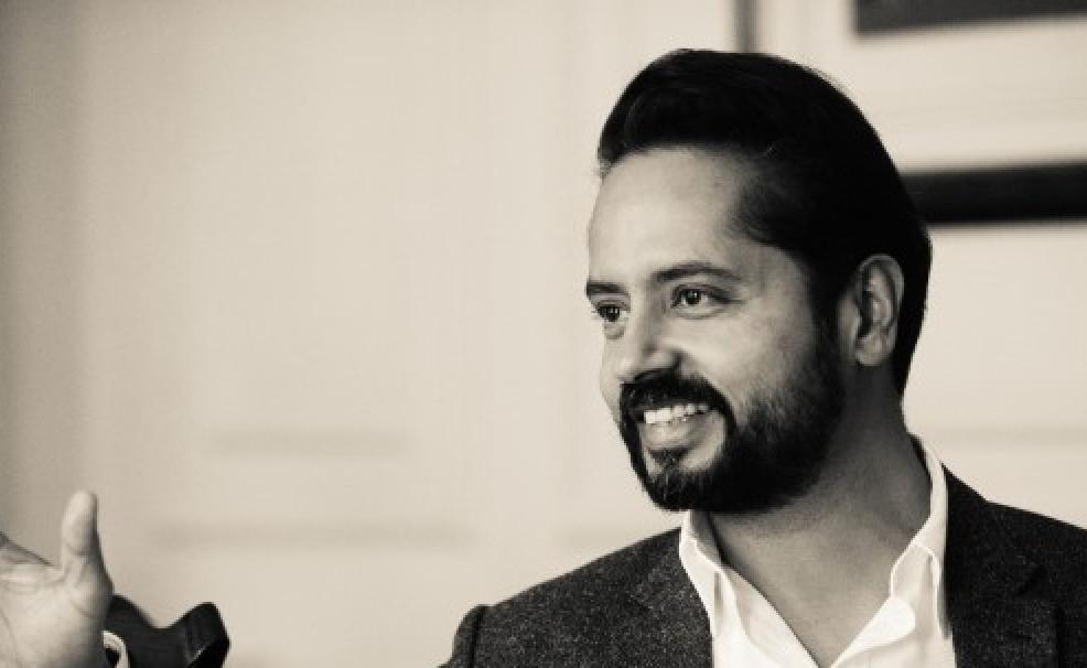 Ranjan Singh CEO of HealthHero