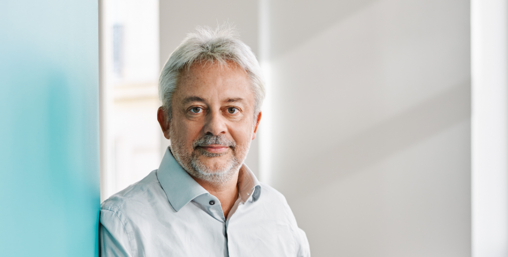 Qare CEO Olivier Thierry