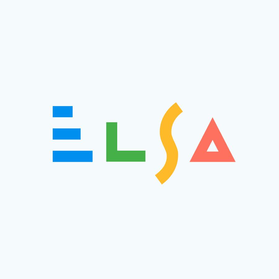 Elsa's logo