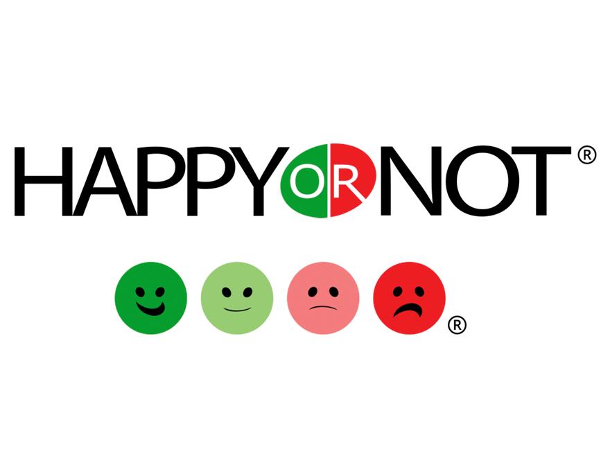 HappyOrNot's logo