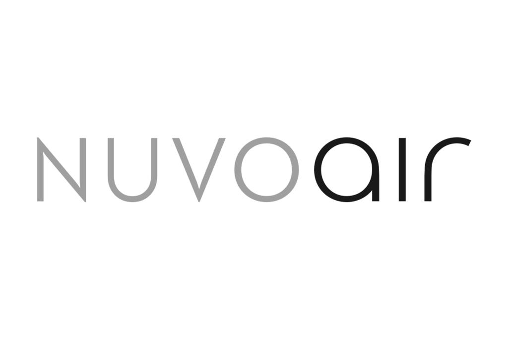 Nuvoair's logo