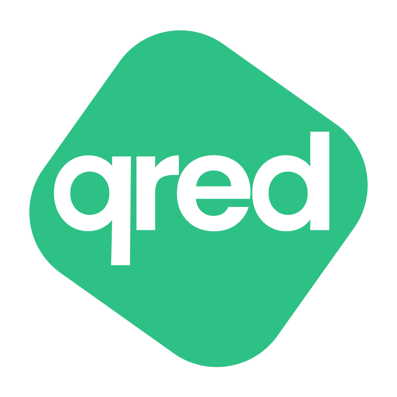 Qred AB's logo