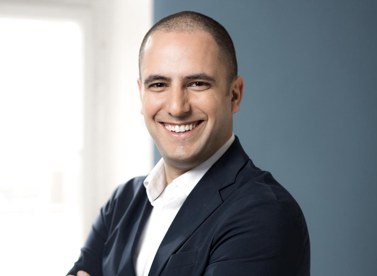 Headshot of Nate Jaret, principal at Maniv Mobility