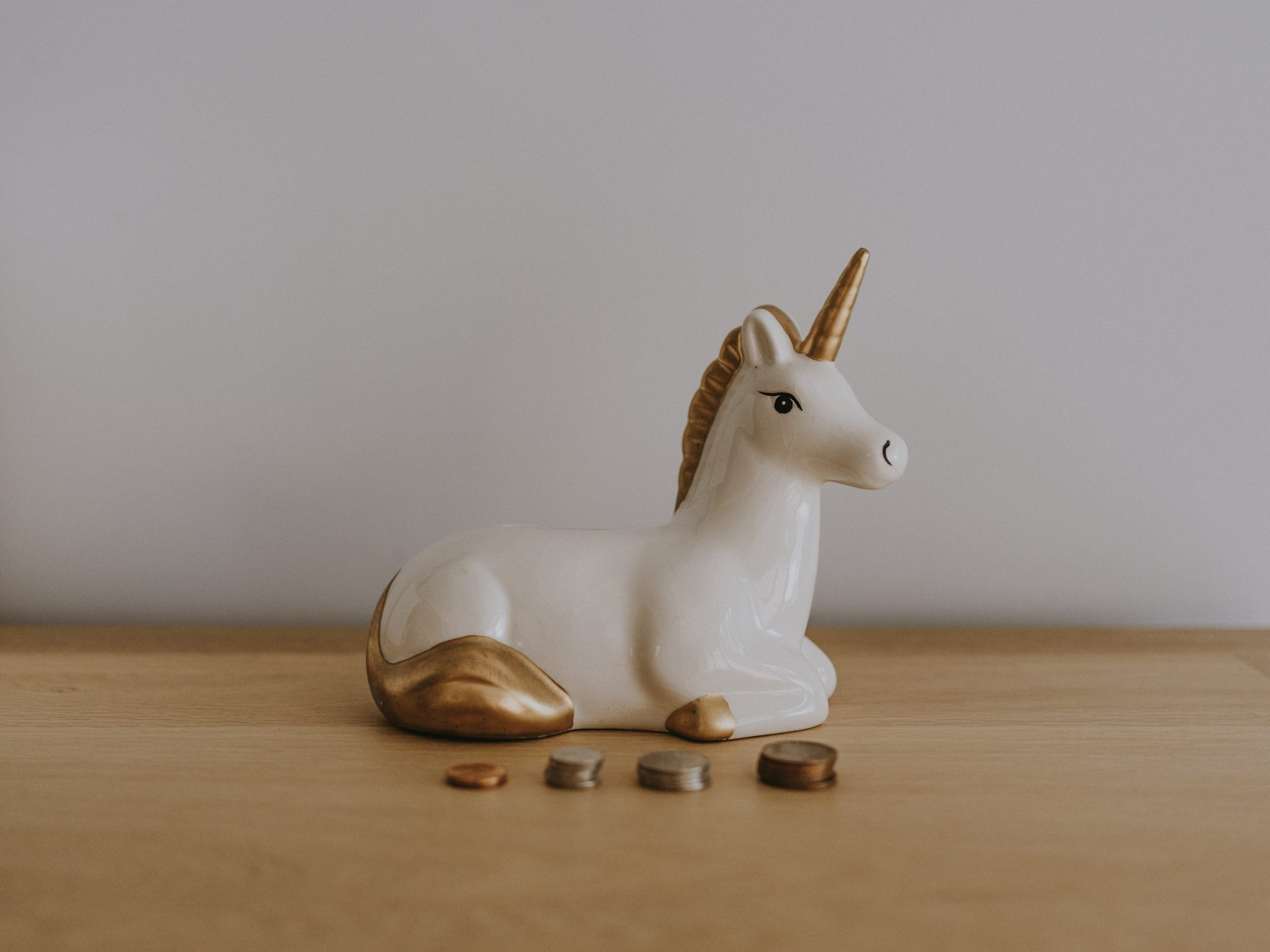 Teaser imagery for Europe's startup unicorns
