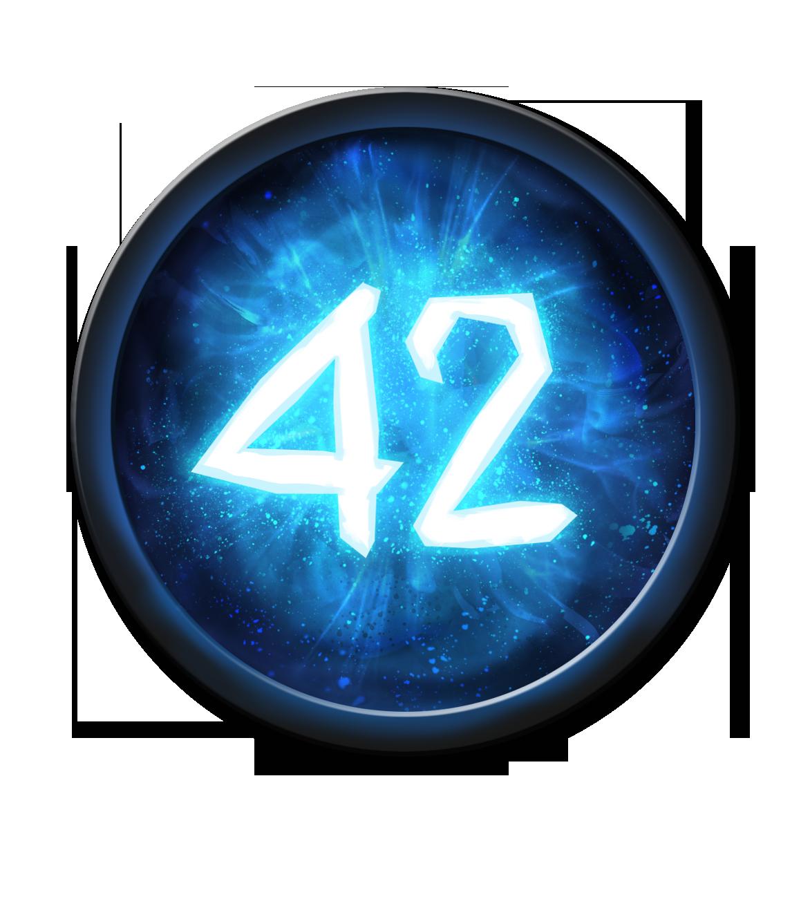 Perfection42's logo