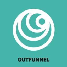 Outfunnel's logo