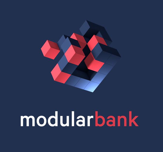 Modularbank's logo