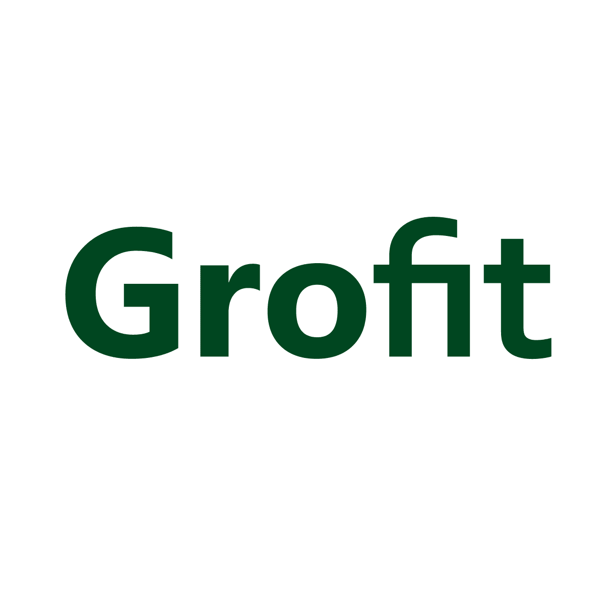 Grofit.eu's logo