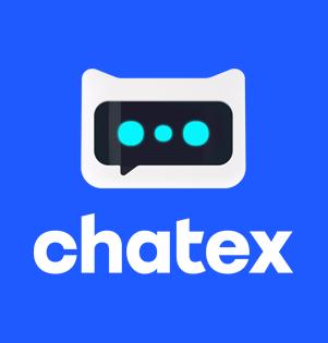 Chatex's logo