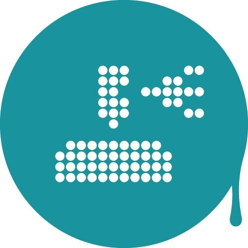 Sprayprinter's logo