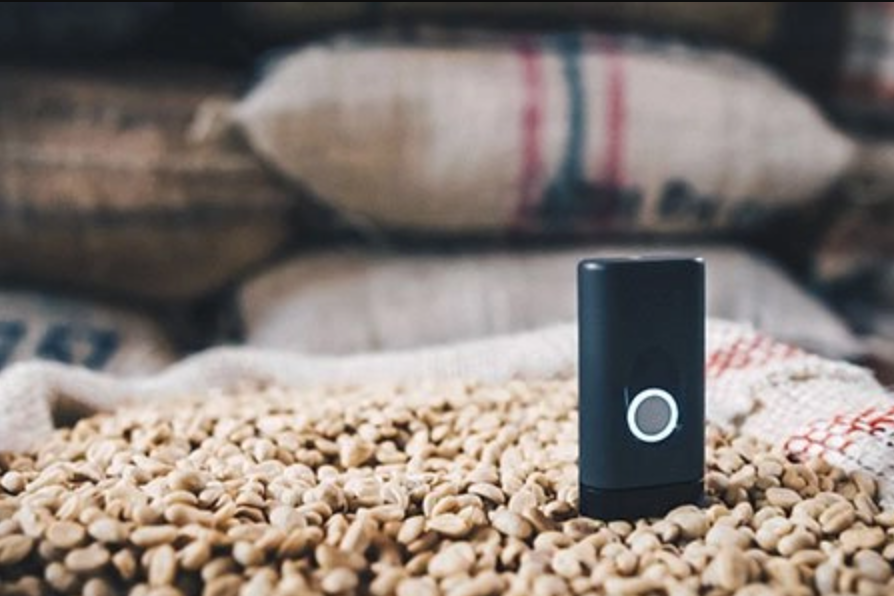 Demetria coffee sensor