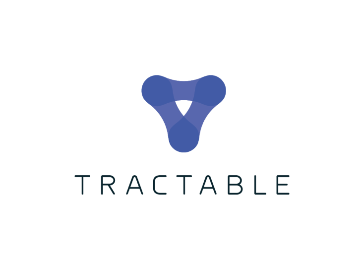 Tractable's logo